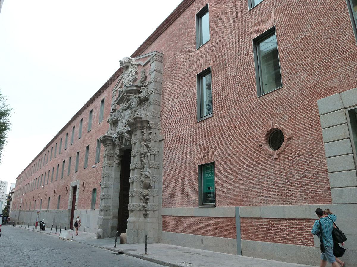 Museo de Arte Contemporáneo de Madrid, Conde Duque