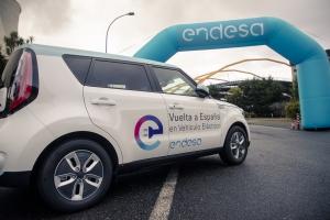 Vuelta a España en Vehículo Eléctrico de Endesa