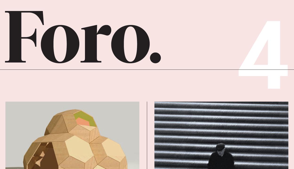 Portada número 4 revista Foro Empresas por Madrid