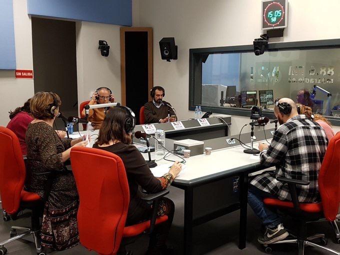programa de radio M21 Compromiso Madrid sobre proyecto recintos feriales Casas de Campo