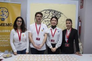 Presentacion de proyectos de Universidad, Creatividad y Emprendimiento