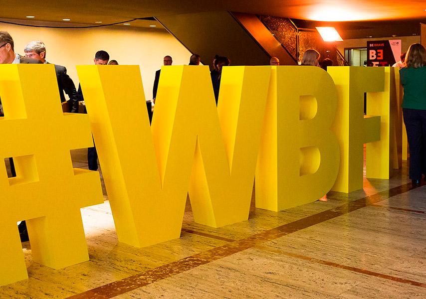 Logotipo de WOBI