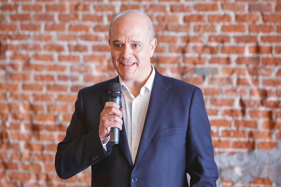 Juan Carlos Basabe, El Corte Inglés. Entrevista