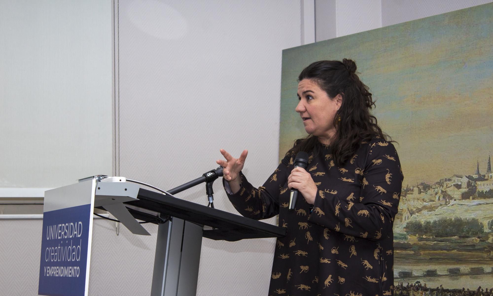 Alicia Castillo, coordinadora Máster Patrimonio Cultural UCM-UPM