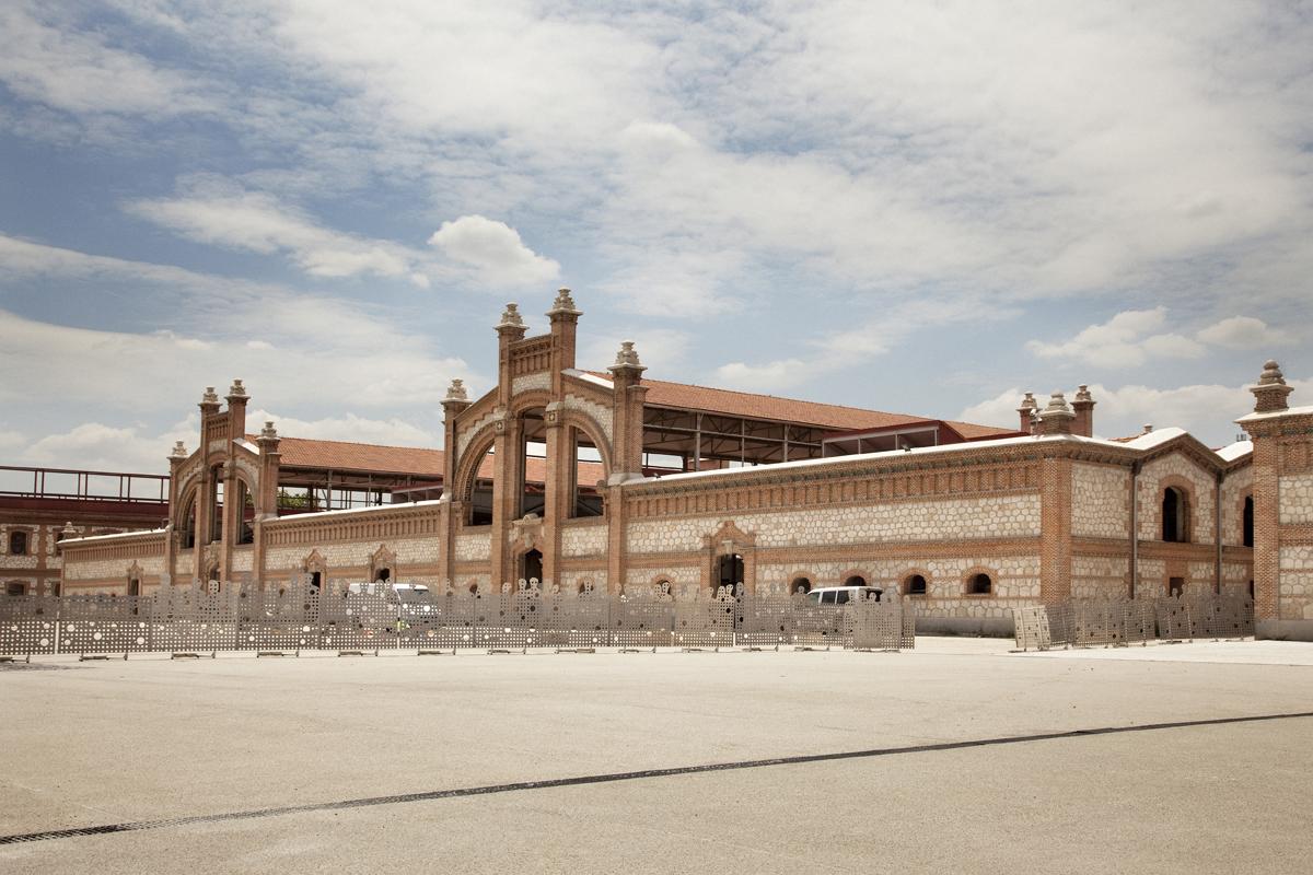 Imagen de el centro cultural Matadero Madrid
