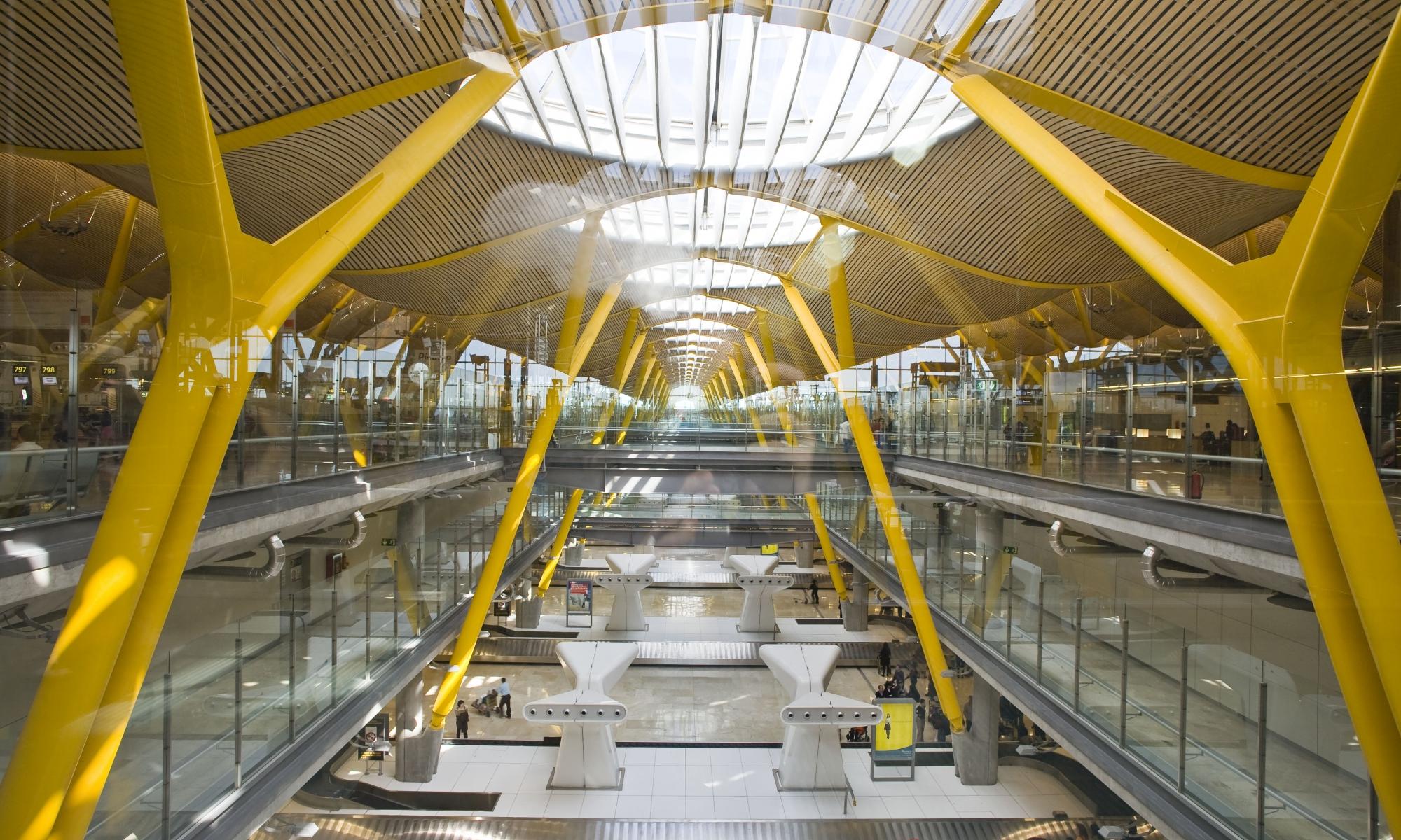 Aeropuerto Adolfo Suárez-Madrid Barajas. Terminal T4