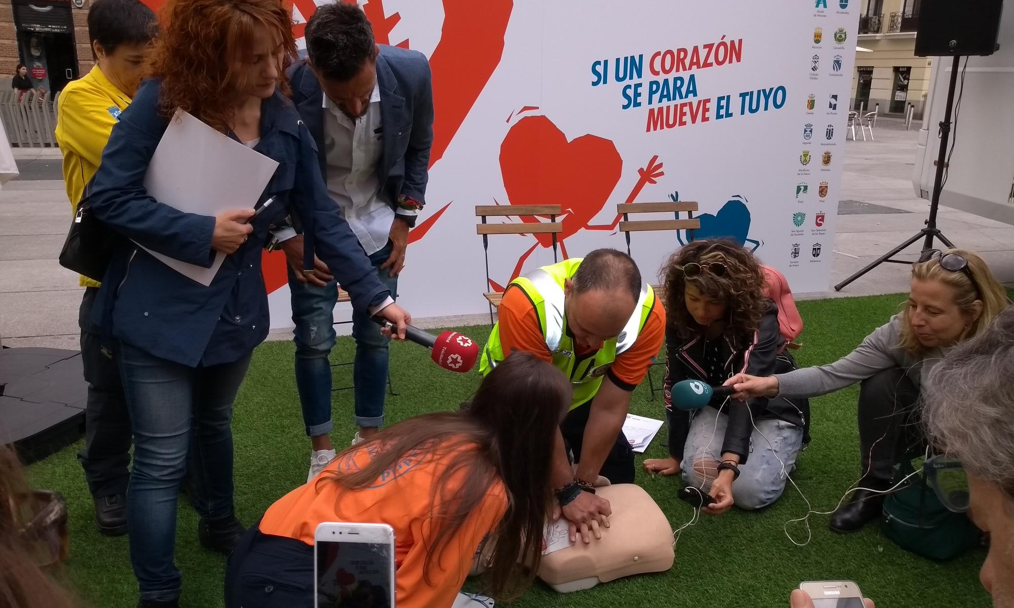 Foro de programa Late Madrid y cardioMad