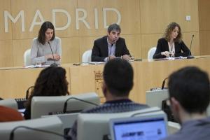 Presentación de las inversiones del ayuntamiento de impacto social en febrero de 2019