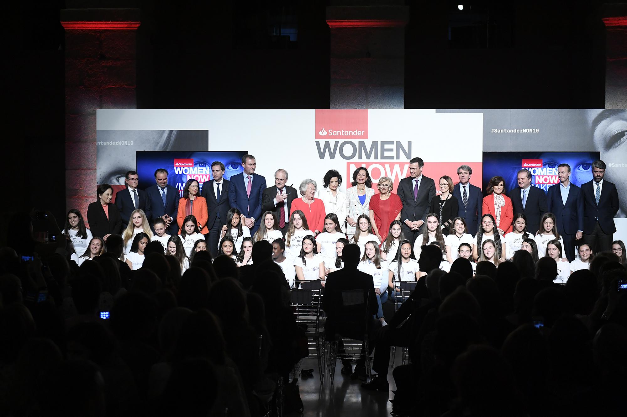 Inauguración del WomenNOW Summit