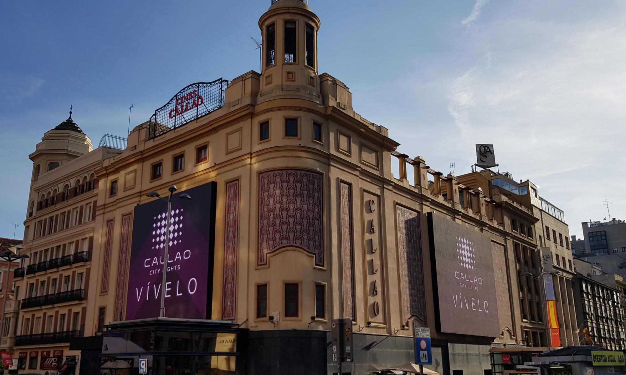 Callo City Lights pantallas
