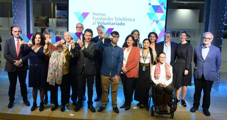 Voluntariado premios Telefónica