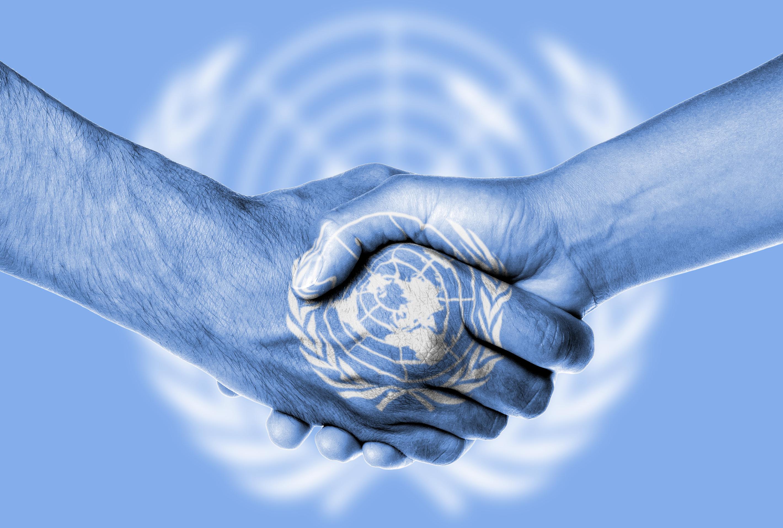 bandera Naciones Unidas