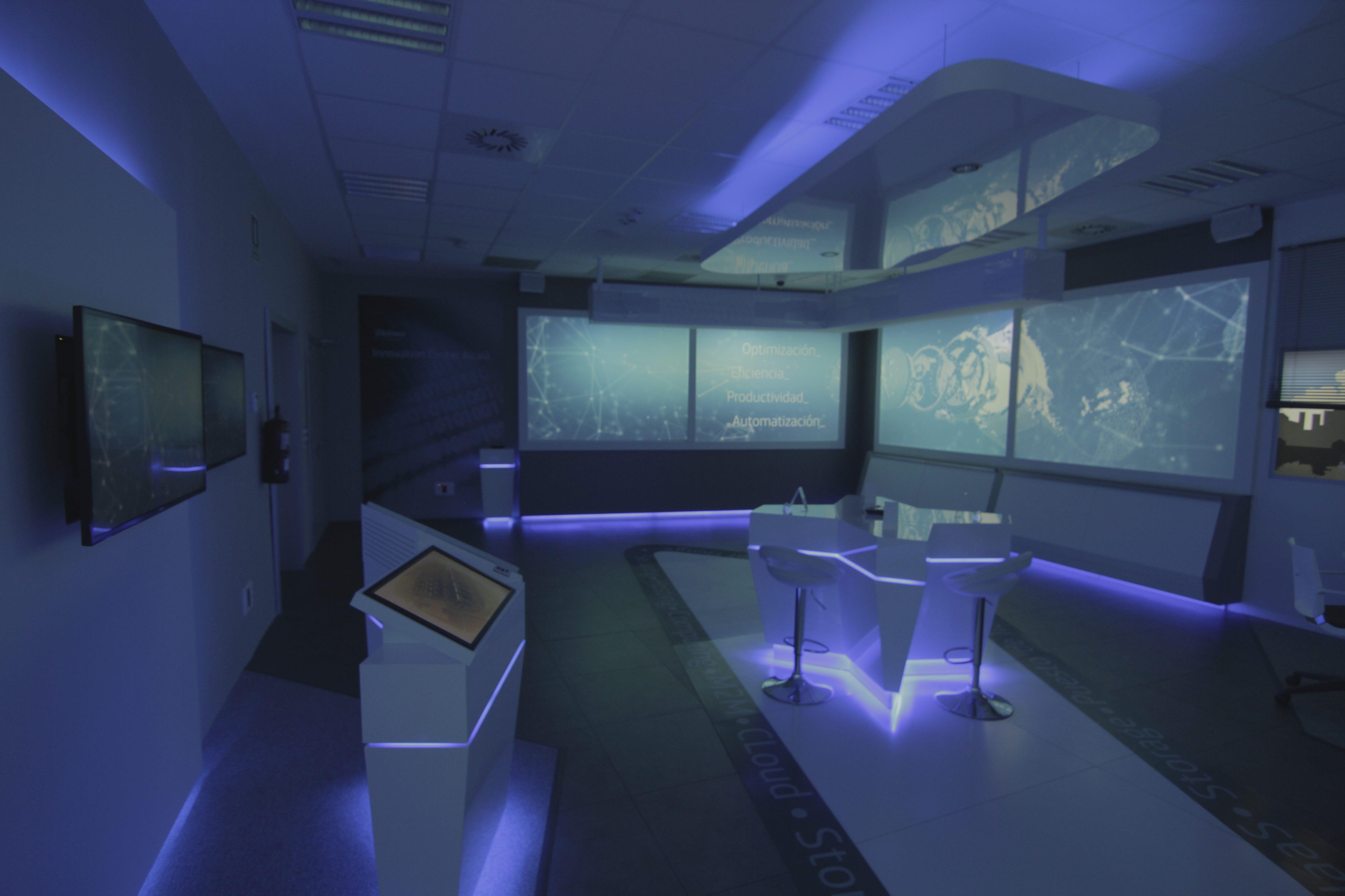 Centro de Datos de Telefónica