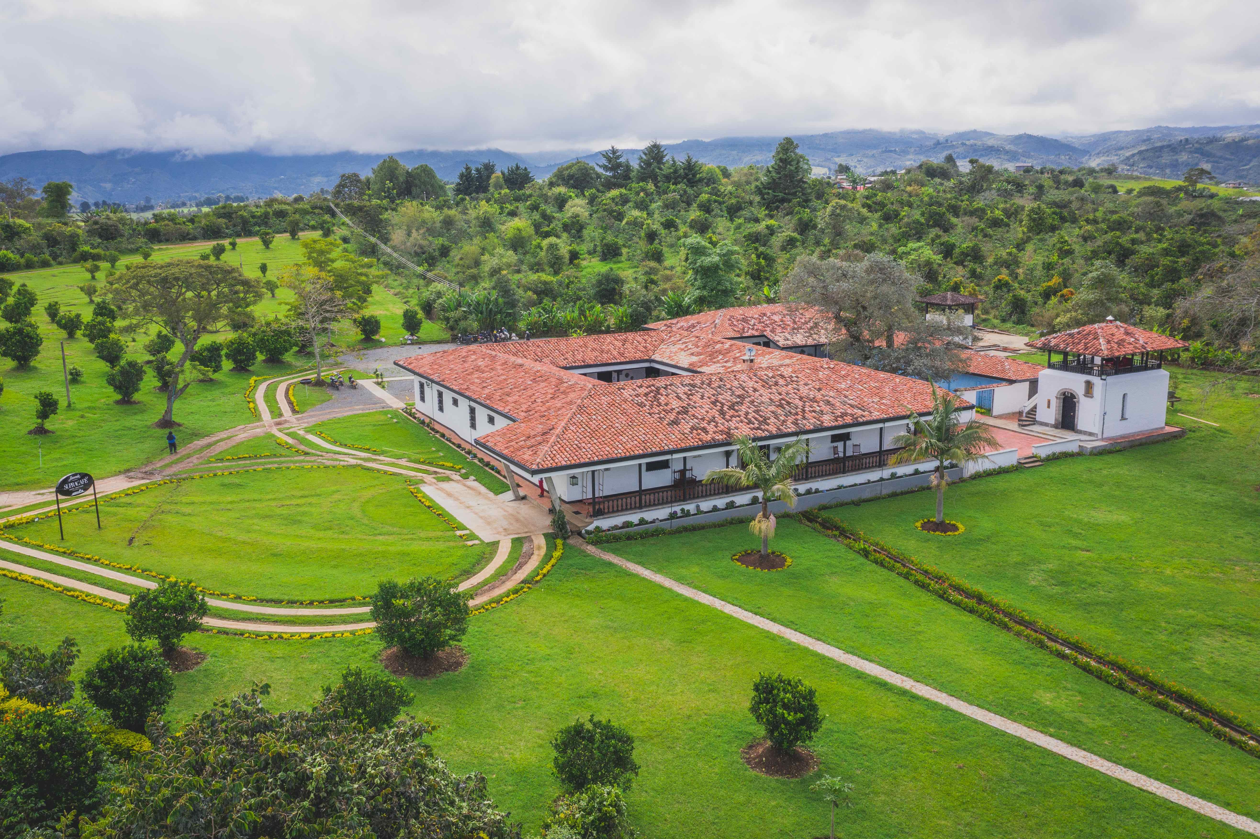 Hacienda Supracafé