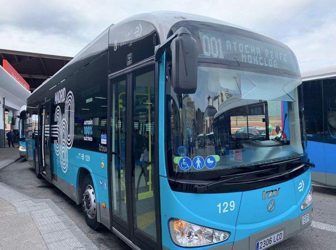 Bus cero emisiones