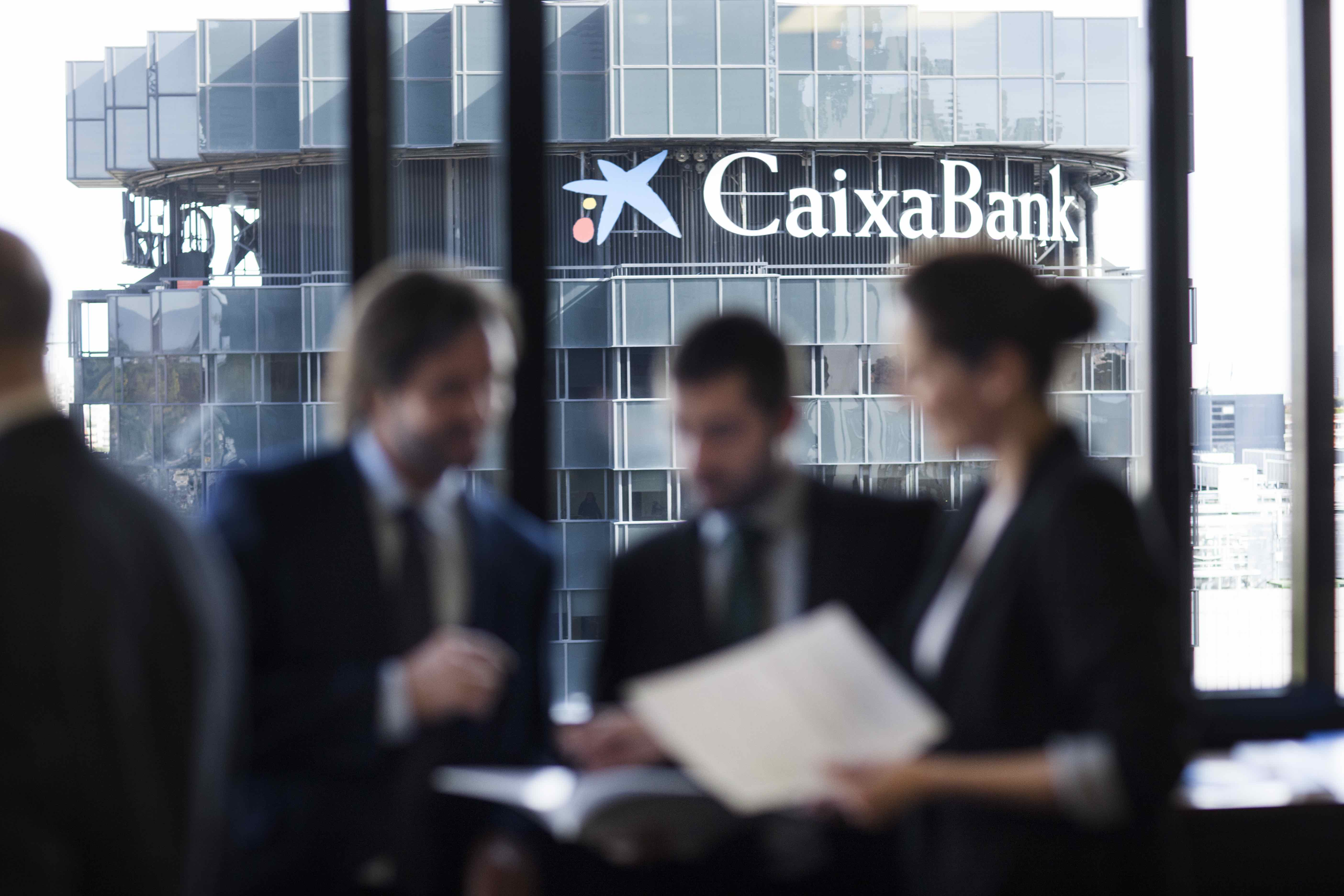 Sucursal CaixaBank