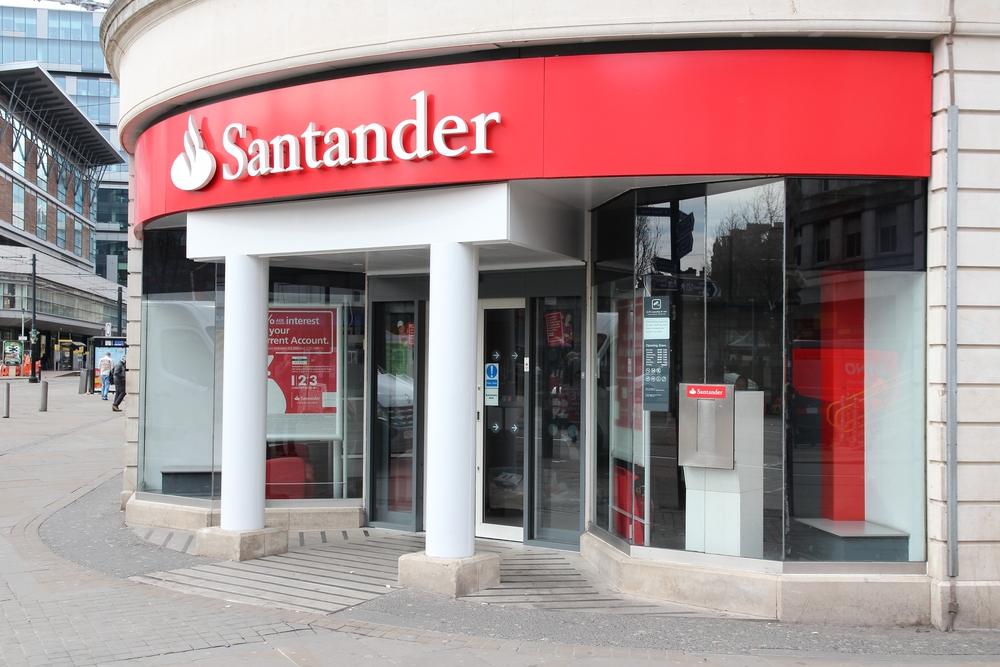Sucursal Banco Santander