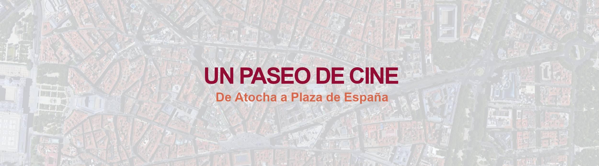 Guia de cine por Madrid
