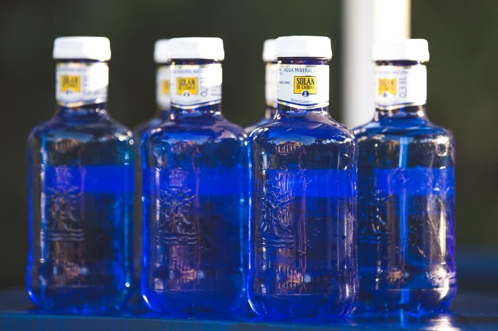 agua mineral Mahou