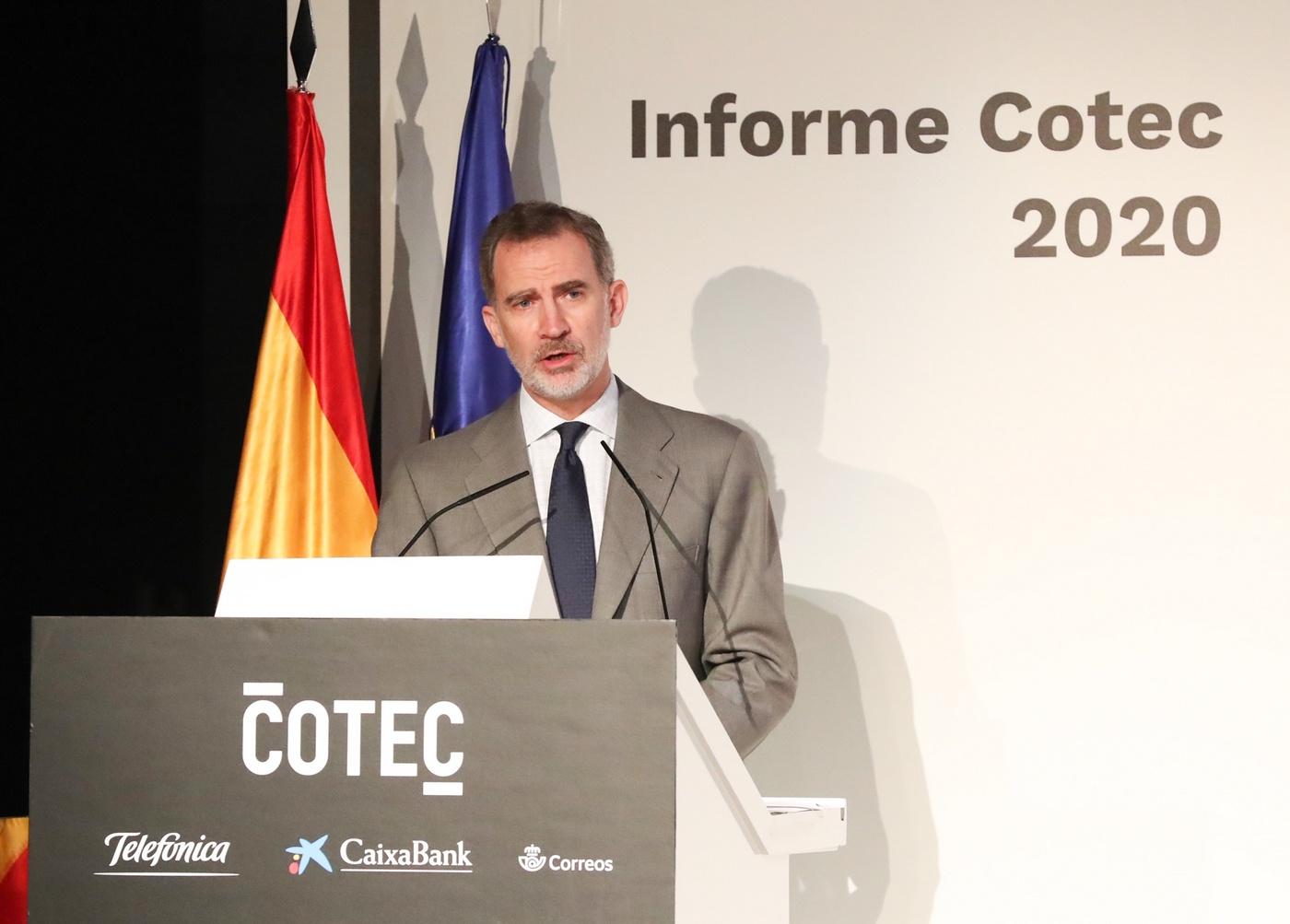 Informe COTEC I+D 2020