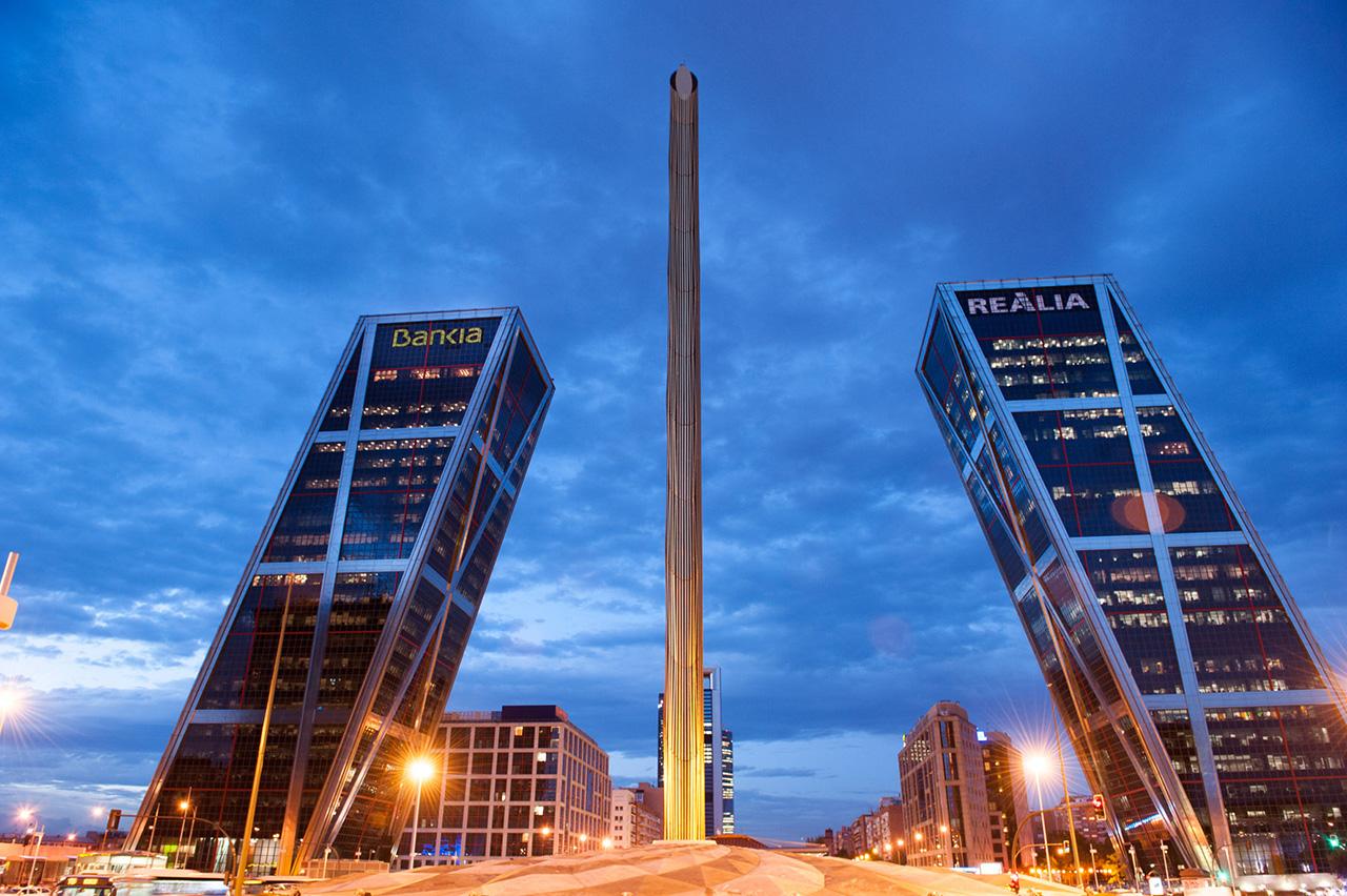 Torres KIO Bankia
