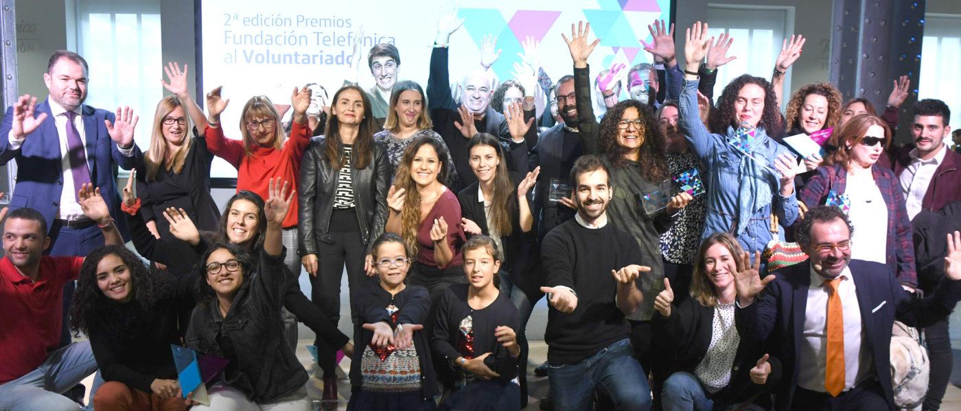 Premios Voluntariado Telefónica