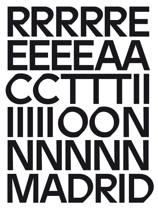 reaction Madrid 2020