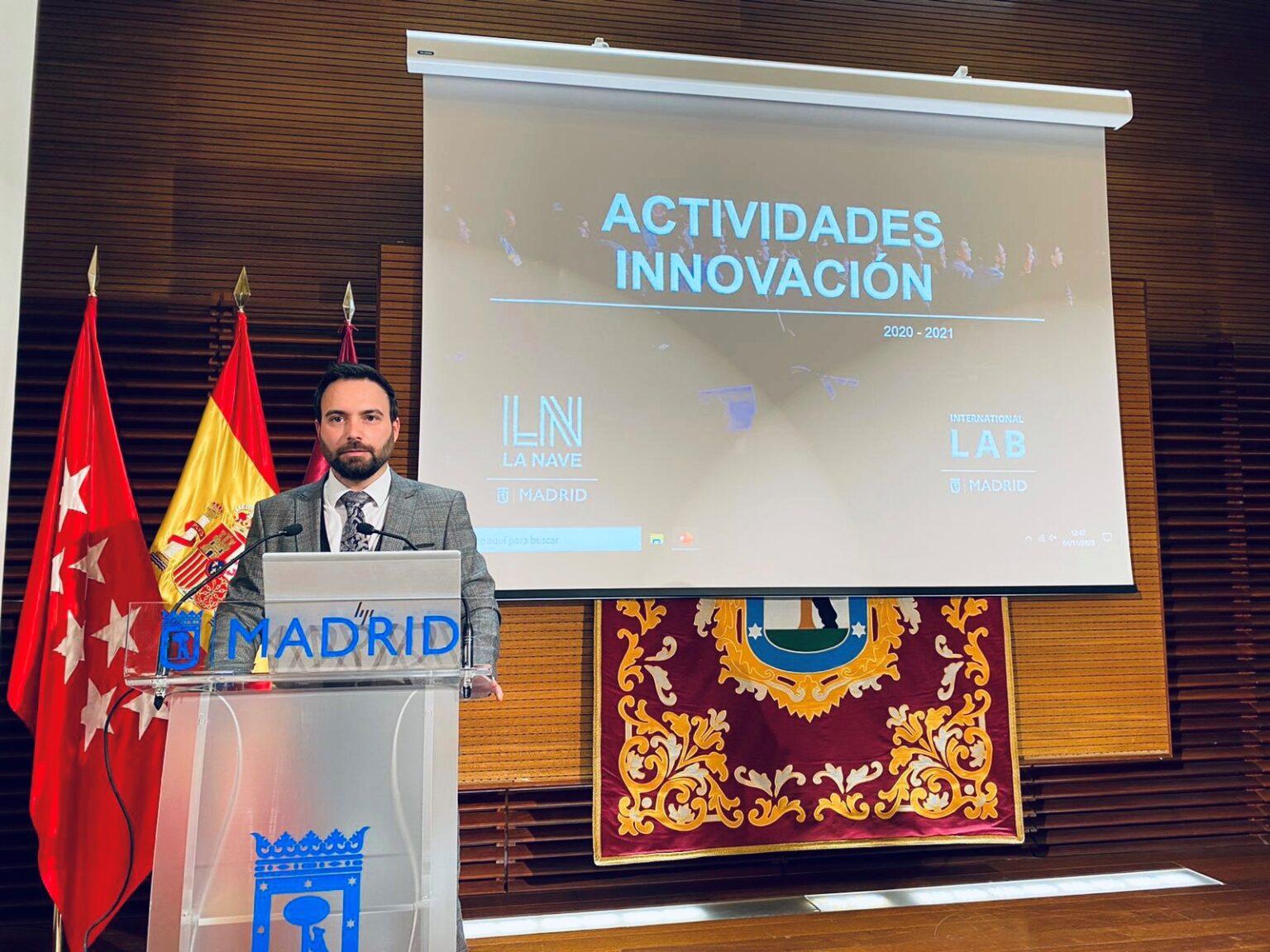 Innovación Madrid 2020
