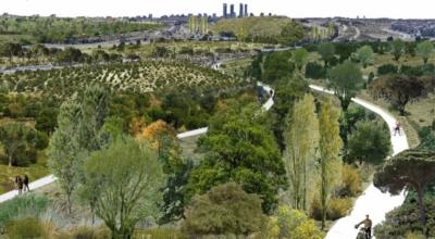 Bosque Metropolitano de Madrid