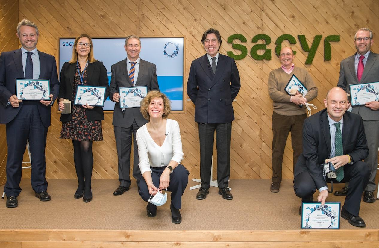Premios Innovación de Sacyr