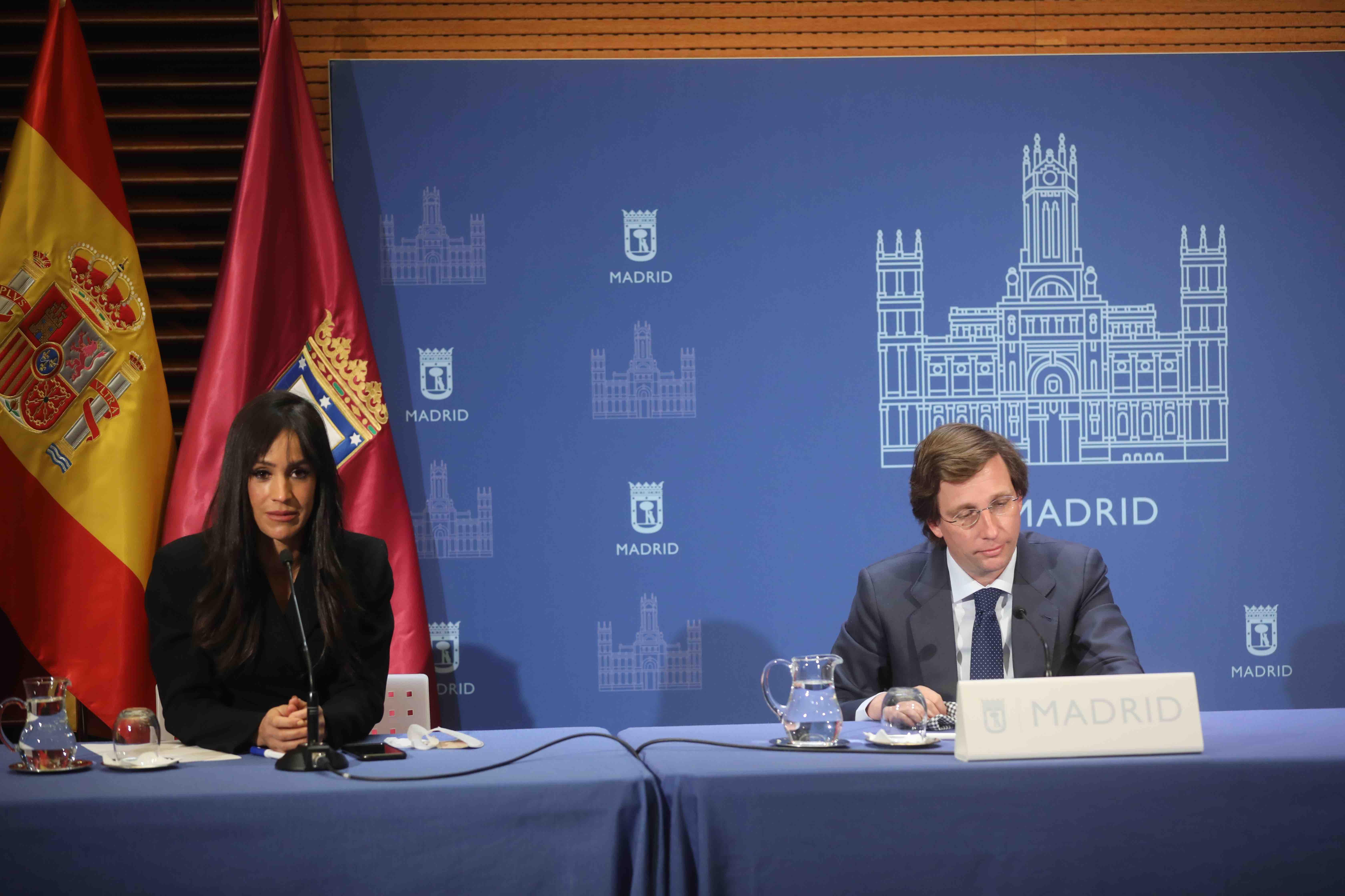 reactivacion industria en Madrid