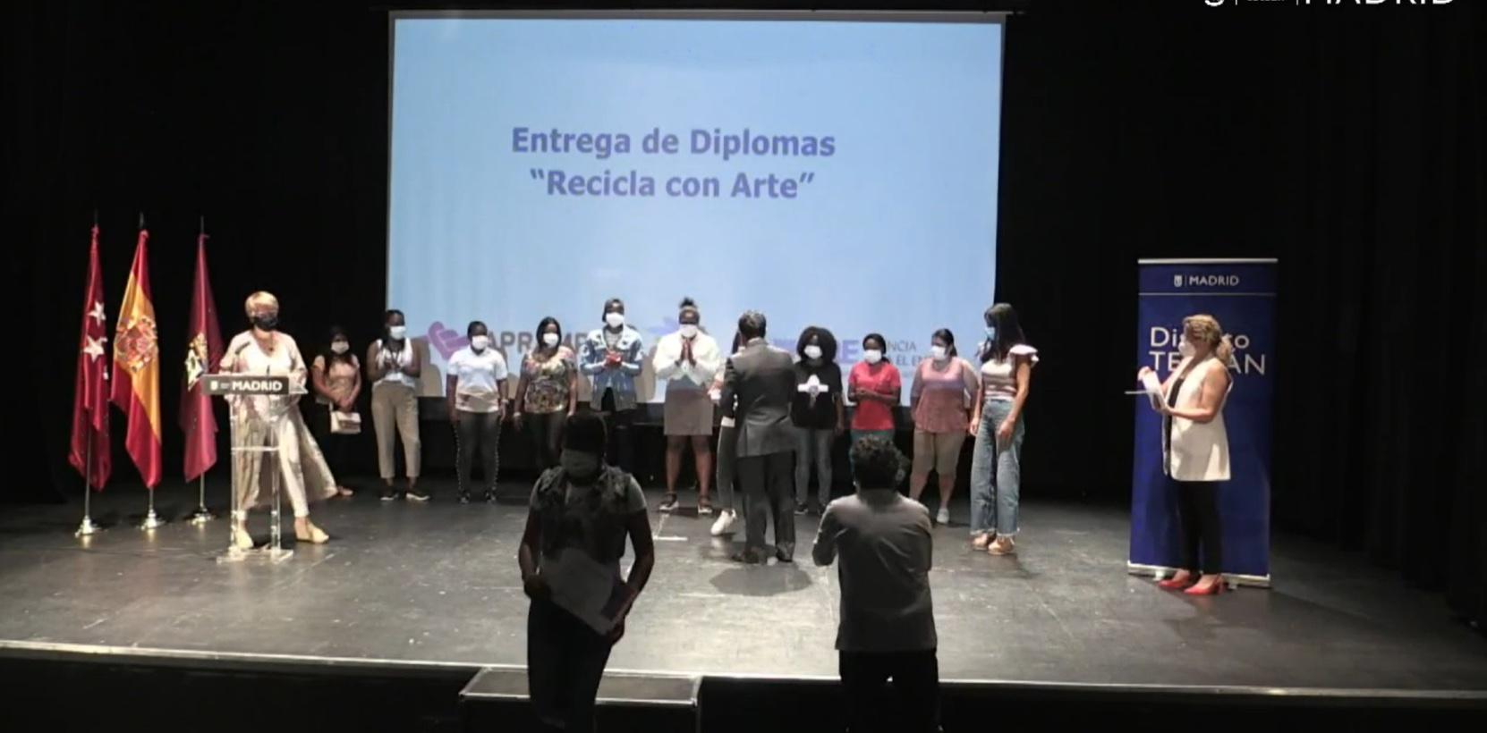 diplomas de APRAM